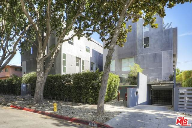 1220 N Orange Grove Ave #9, West Hollywood, CA 90046 (MLS #21-699532) :: Mark Wise | Bennion Deville Homes