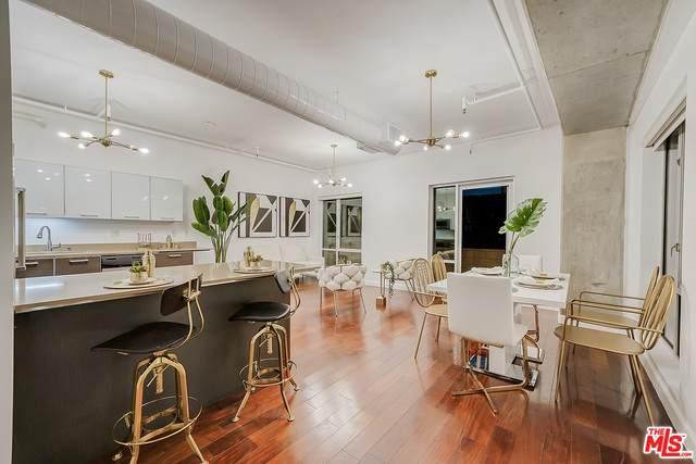 645 W 9Th St #231, Los Angeles, CA 90015 (MLS #21-699586) :: Hacienda Agency Inc