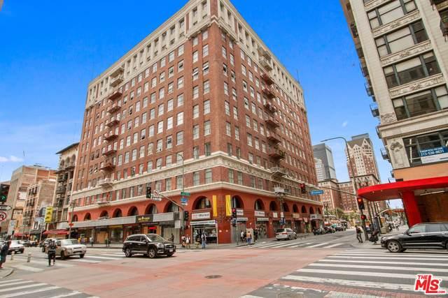 312 W 5TH St #409, Los Angeles, CA 90013 (MLS #21-699612) :: Hacienda Agency Inc