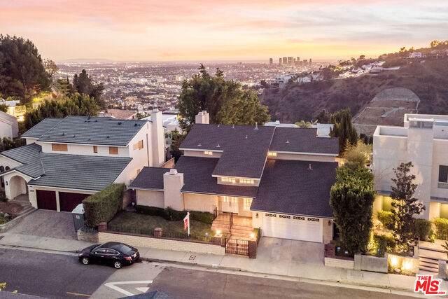 2039 Hercules Dr, Los Angeles, CA 90046 (MLS #21-699638) :: Hacienda Agency Inc