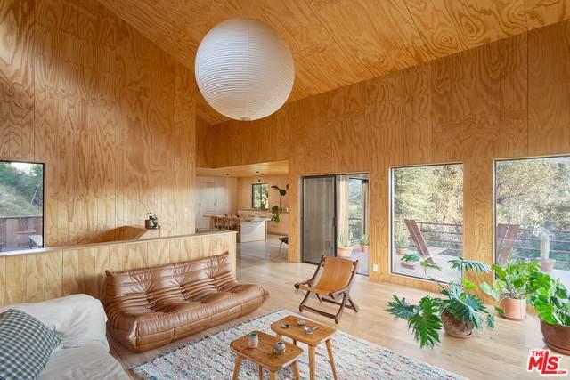 21144 Hillside Dr, Topanga, CA 90290 (#21-699668) :: Berkshire Hathaway HomeServices California Properties