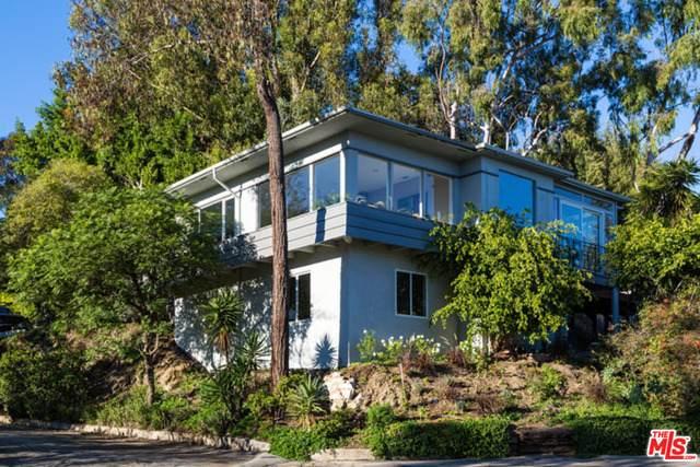 1438 Davies Dr, Beverly Hills, CA 90210 (MLS #21-699690) :: The Jelmberg Team
