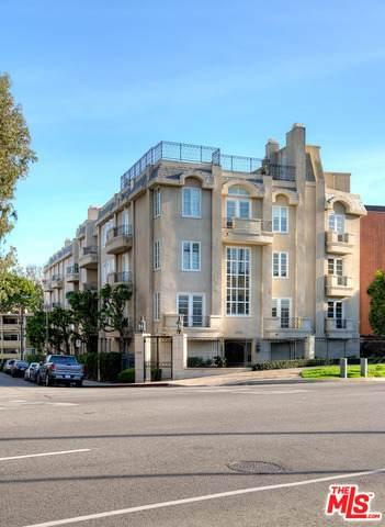 11740 W Sunset Blvd #21, Los Angeles, CA 90049 (MLS #21-699692) :: Hacienda Agency Inc