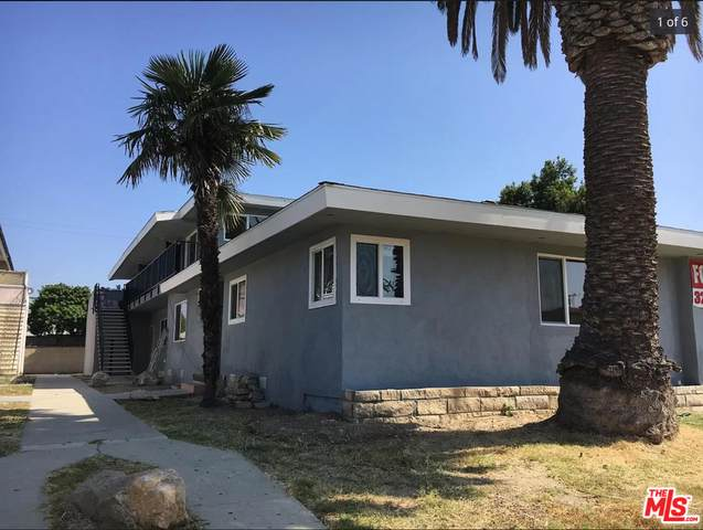 2901 W 141St Pl, Gardena, CA 90249 (MLS #21-699768) :: Zwemmer Realty Group