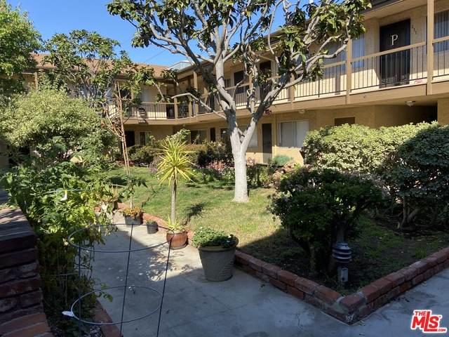 4633 Marine Ave #142, Lawndale, CA 90260 (#21-699878) :: The Pratt Group