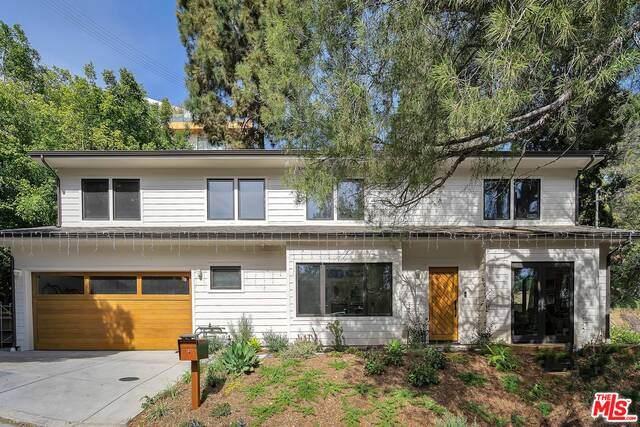 8883 Sunset Crest Pl, Los Angeles, CA 90046 (MLS #21-699916) :: Hacienda Agency Inc