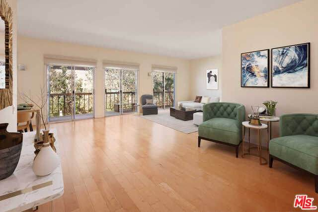 612 S Barrington Ave #315, Los Angeles, CA 90049 (MLS #21-699956) :: The Sandi Phillips Team