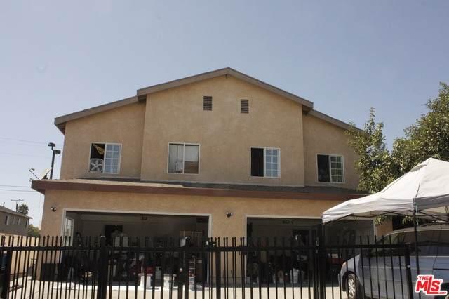 749 S Arizona Ave, Los Angeles, CA 90022 (#21-700044) :: The Grillo Group