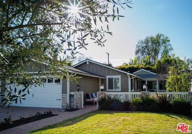 4529 Tobias Ave, Sherman Oaks, CA 91403 (MLS #21-700098) :: The Jelmberg Team