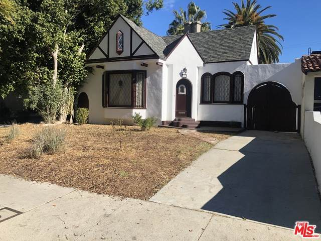 1118 S Elm Dr, Los Angeles, CA 90035 (#21-700402) :: The Grillo Group