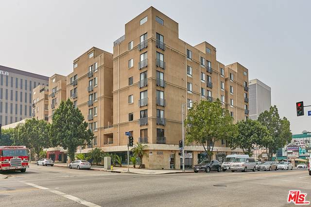 625 S Berendo St #209, Los Angeles, CA 90005 (#21-700404) :: The Grillo Group