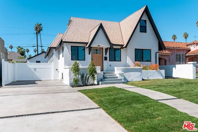 5317 Deane Ave, Los Angeles, CA 90043 (#21-700408) :: The Suarez Team