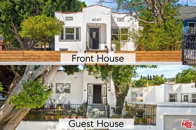 1644 Myra Ave, Los Angeles, CA 90027 (#21-700580) :: Berkshire Hathaway HomeServices California Properties