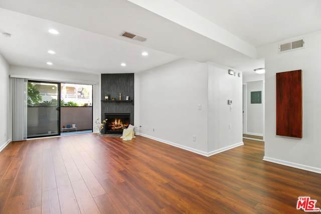 8300 Manitoba St #113, Playa Del Rey, CA 90293 (MLS #21-700626) :: Mark Wise   Bennion Deville Homes