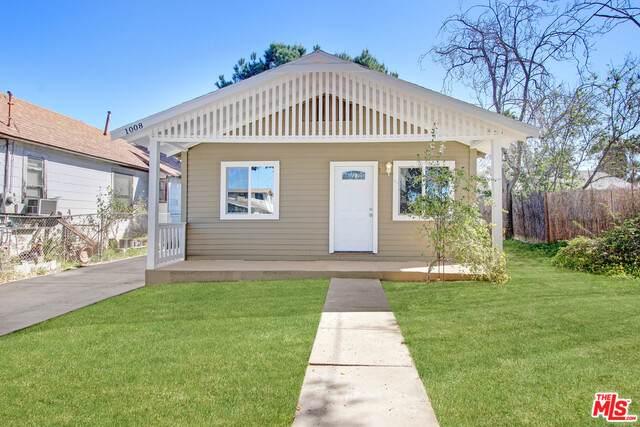 1008 Washington St, Redlands, CA 92374 (#21-700794) :: Compass