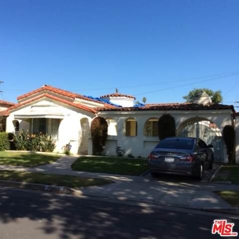 3960 Dublin Ave, Los Angeles, CA 90008 (#21-700970) :: The Suarez Team