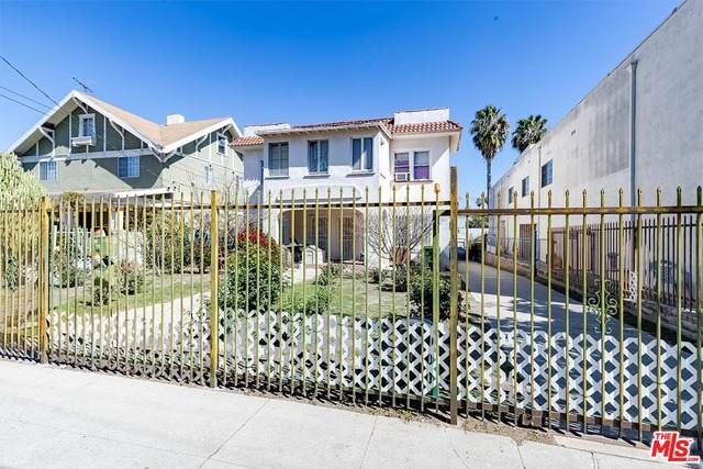 136 S Commonwealth Ave, Los Angeles, CA 90004 (#21-701070) :: The Grillo Group