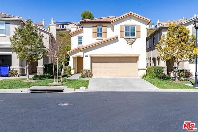 24165 Tango Dr, Valencia, CA 91354 (#21-701078) :: HomeBased Realty
