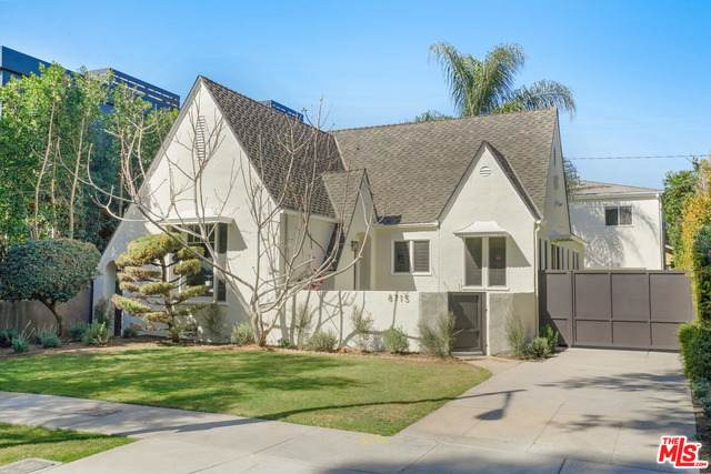 8713 Ashcroft Ave, West Hollywood, CA 90048 (MLS #21-701086) :: Mark Wise | Bennion Deville Homes