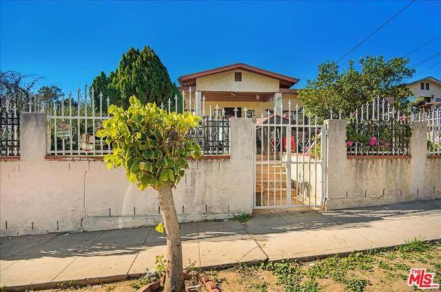 821 N Avenue 50, Los Angeles, CA 90042 (#21-701088) :: TruLine Realty