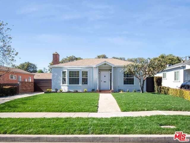 2495 Butler Ave, Los Angeles, CA 90064 (#21-701136) :: Berkshire Hathaway HomeServices California Properties