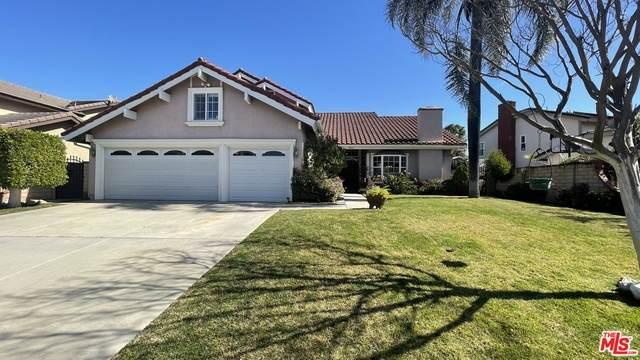 20425 E Crestline Dr, Walnut, CA 91789 (#21-701140) :: Berkshire Hathaway HomeServices California Properties