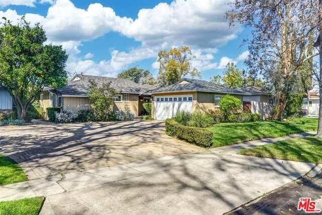 5227 Ventura Canyon Ave, Sherman Oaks, CA 91401 (#21-701706) :: The Grillo Group