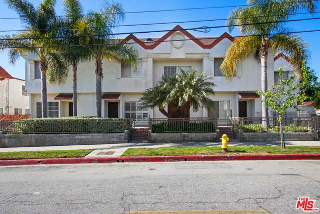 856 W Beach Ave #17, Inglewood, CA 90302 (#21-701734) :: The Grillo Group