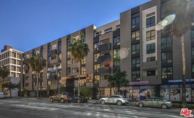 1234 Wilshire Blvd #309, Los Angeles, CA 90017 (MLS #21-701756) :: The Jelmberg Team