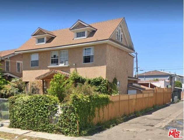 1921 5Th Ave, Los Angeles, CA 90018 (MLS #21-701826) :: Mark Wise | Bennion Deville Homes