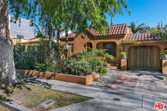 1838 Alsace Ave, Los Angeles, CA 90019 (#21-701908) :: The Parsons Team