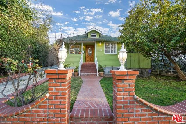 123 Monterey Rd, South Pasadena, CA 91030 (#21-702002) :: TruLine Realty