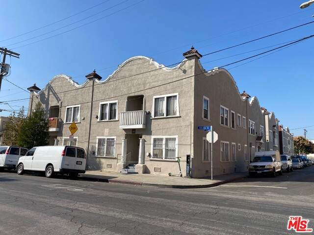 1019 Albany St, Los Angeles, CA 90015 (#21-702136) :: The Pratt Group
