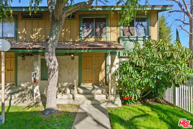 18951 Kittridge St #88, Reseda, CA 91335 (MLS #21-702196) :: Hacienda Agency Inc