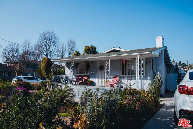 719 E Maple St, Glendale, CA 91205 (#21-702516) :: Lydia Gable Realty Group