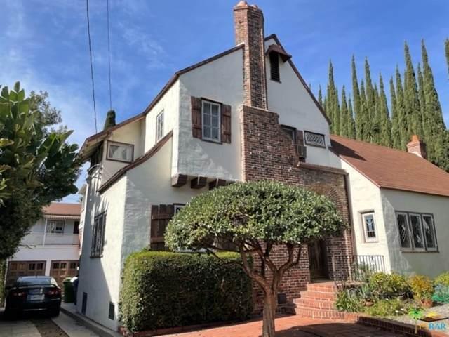 1973 Carmen Ave, Los Angeles, CA 90068 (MLS #21-703032) :: Hacienda Agency Inc