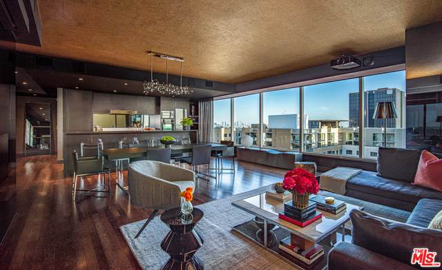 6250 Hollywood Blvd Ph14h, Hollywood, CA 90028 (#21-703128) :: TruLine Realty