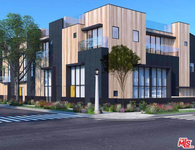 3906 Tilden Ave, Culver City, CA 90232 (#21-703354) :: Amazing Grace Real Estate | Coldwell Banker Realty