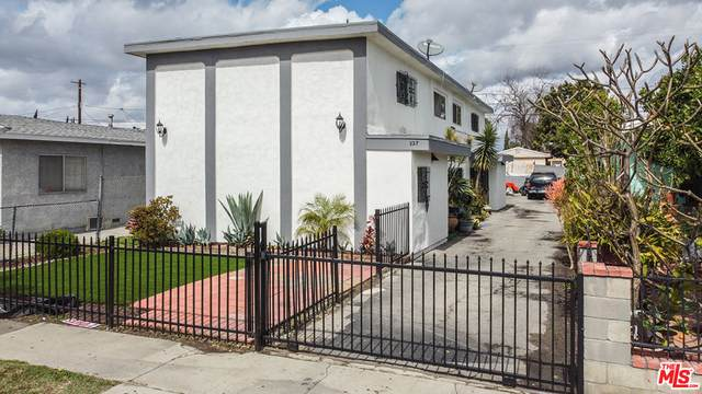 227 E 80Th St, Los Angeles, CA 90003 (#21-704656) :: Lydia Gable Realty Group