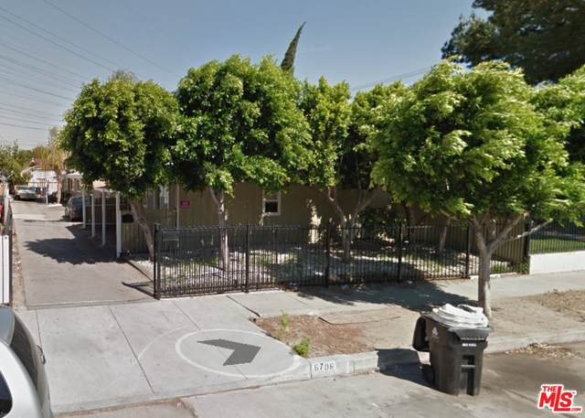 6706 Camellia Ave, North Hollywood, CA 91606 (#21-705164) :: TruLine Realty