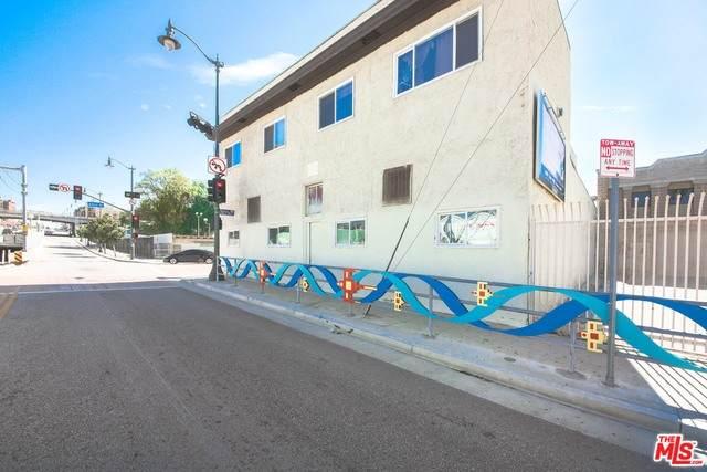 1526 E 1St St, Los Angeles, CA 90033 (MLS #21-705434) :: The Jelmberg Team