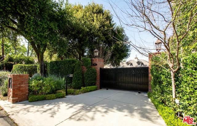 16937 Magnolia Blvd, Encino, CA 91316 (#21-705768) :: Berkshire Hathaway HomeServices California Properties