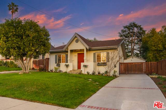 3200 Grandeur Ave, Altadena, CA 91001 (#21-706896) :: Berkshire Hathaway HomeServices California Properties