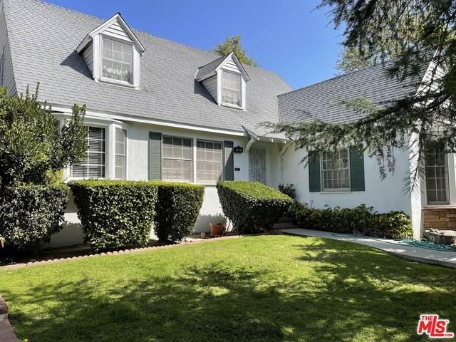 1601 Riverside Dr, Glendale, CA 91201 (#21-707044) :: Berkshire Hathaway HomeServices California Properties