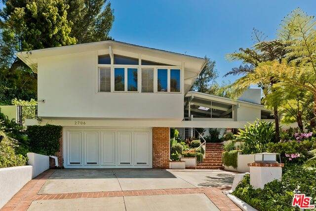 2706 Ellison Dr, Beverly Hills, CA 90210 (#21-708122) :: Amazing Grace Real Estate | Coldwell Banker Realty