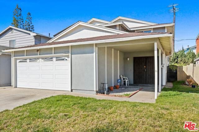 17815 Lysander Dr, Carson, CA 90746 (MLS #21-708344) :: Zwemmer Realty Group