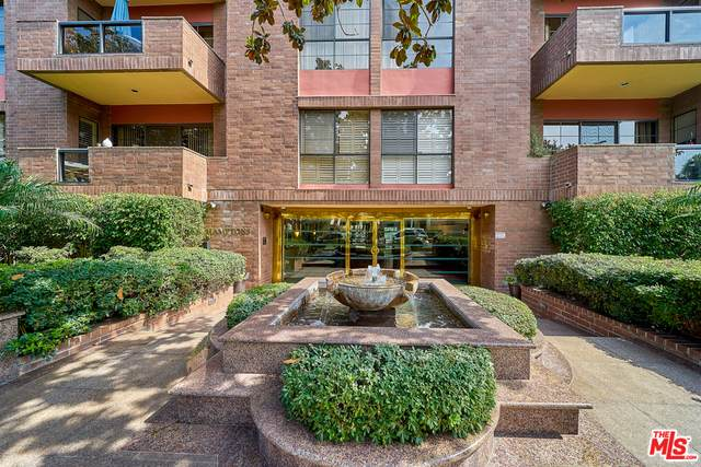 234 S Gale Dr #209, Beverly Hills, CA 90211 (#21-708588) :: Compass