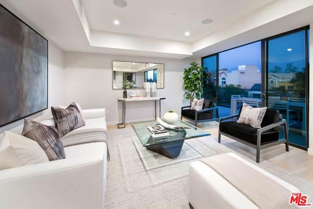 825 N Croft Ave Ph 1, Los Angeles, CA 90069 (#21-708630) :: The Pratt Group