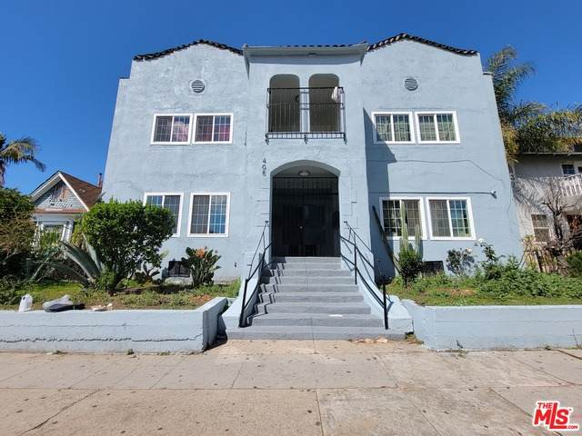 405 N Soto St, Los Angeles, CA 90033 (MLS #21-709150) :: The Jelmberg Team