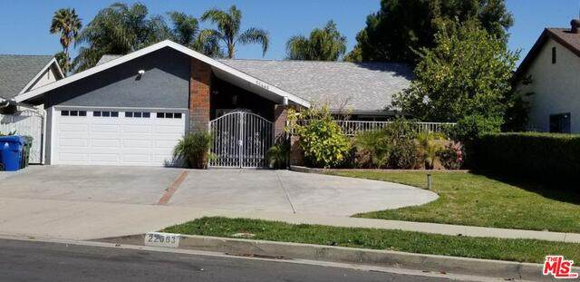 22663 Lull St, West Hills, CA 91304 (#21-709400) :: TruLine Realty